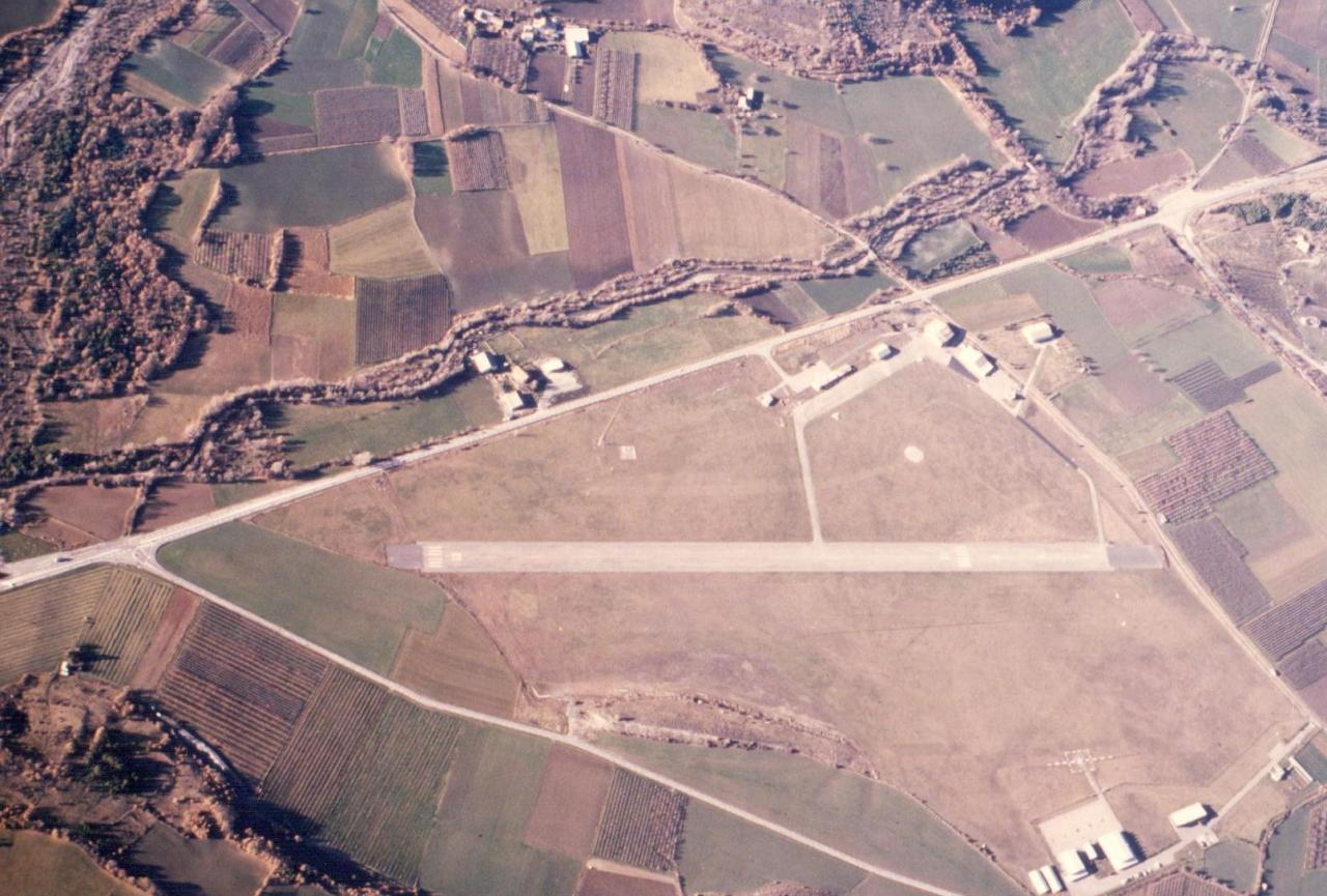 Aérodrome de Gap-Tallard 1986