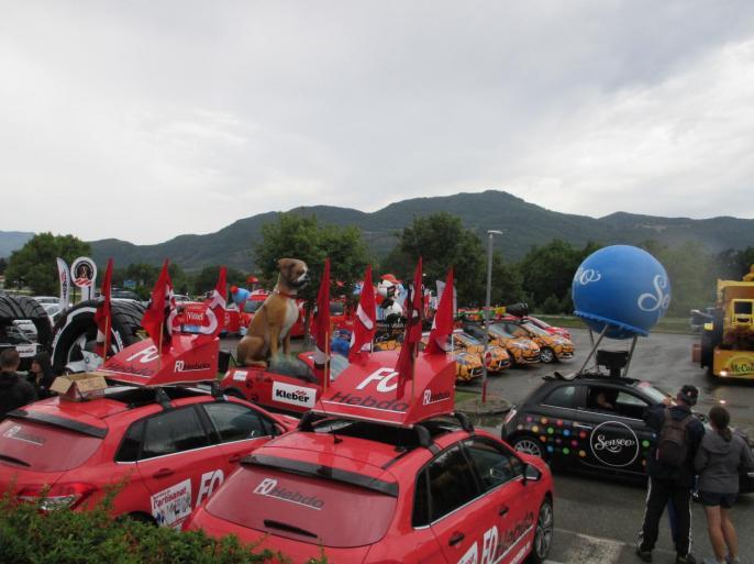 Caravane Tour de France 2014 03