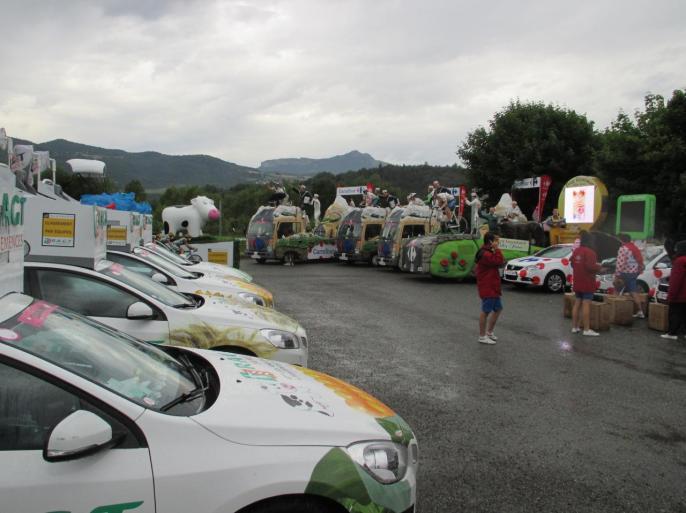 Caravane Tour de France 2014 04