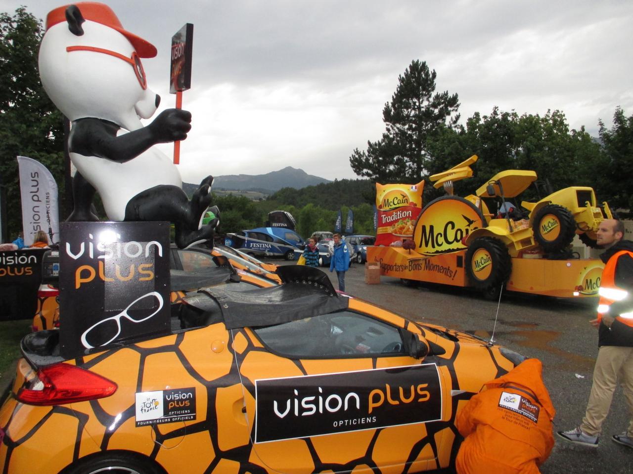 Caravane Tour de France 2014 11