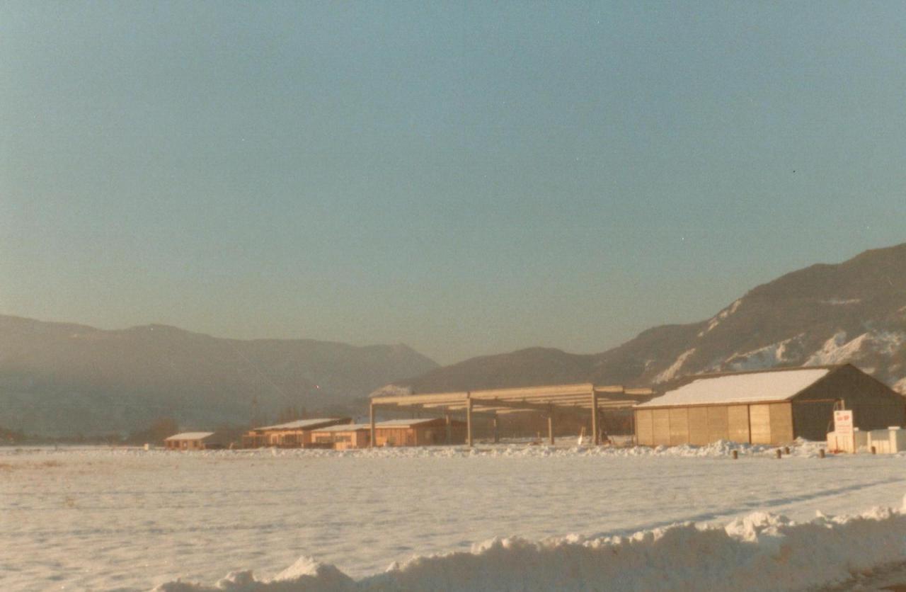 Hangar  du CERPS Janv-Mars 1987