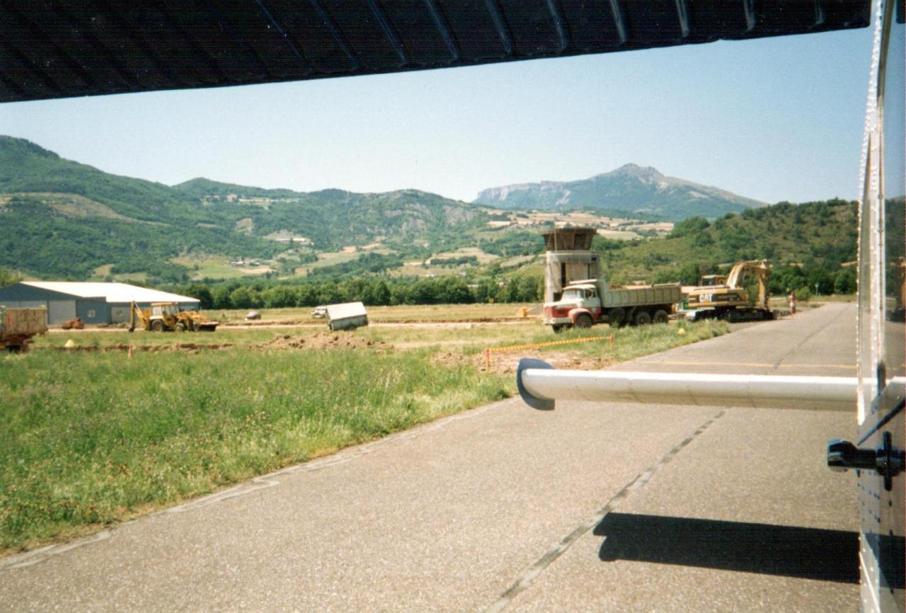 Jonction TXY et Sud Juillet 1993
