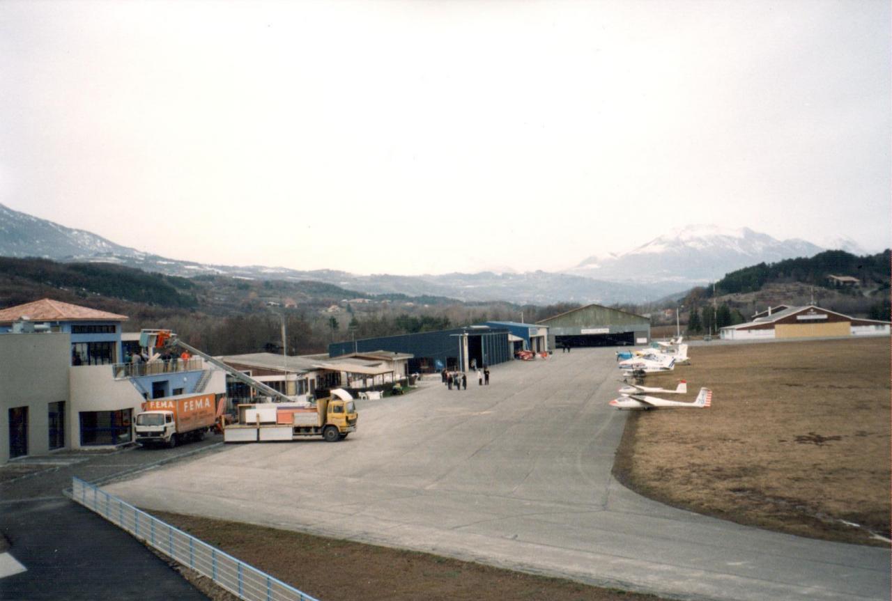 Maison de l'Air  Février 1996