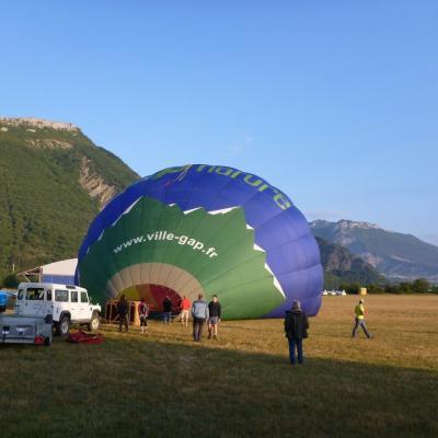 Fête de l'Air à Aspres 2014
