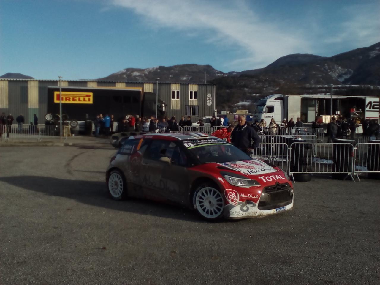 Rallye Monté-Carlo 2016 10