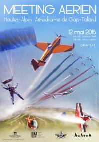 Meeting Aérien Gap-Tallard 12 mai 2018