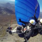 Parapente Biplace dans les Alpes du Sud