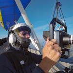Prises de vues aériennes avec Bleu Alpin