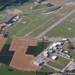 L'aérodrome de Gap-Tallard