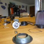 Entretien carburateur Rotax 912
