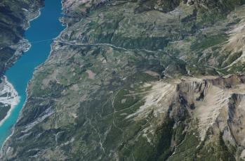 Mt Guillaume (cliquer pour agrandir)
