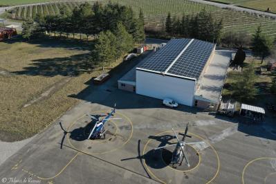 Toiture Photovoltaïque d'HDF