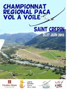 Re gional paca vol a voile 2015