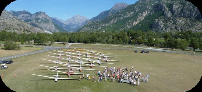 Aérodrome de Mont-Dauphin St-Crépin