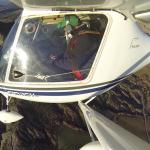 Cours de pilotage avec la sté  Bleu Alpin (cliquer pour agrandir)